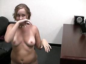 Granny casting sofa porno
