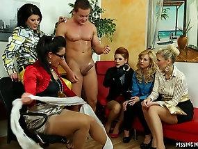 store bryster og nøgen kusse