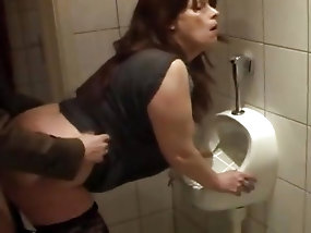 Mature milf hot bathroom redhead