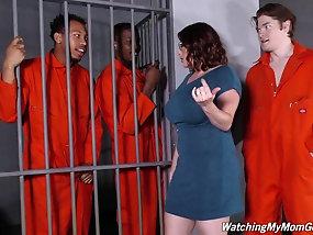 Gang bang sex video clip