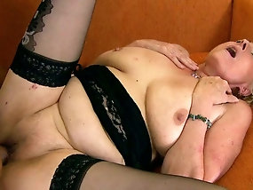 Missionary Older fuck woman
