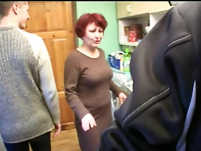 Sex vid older russian womane