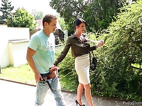Fuck public wild gets europe babe can recommend visit