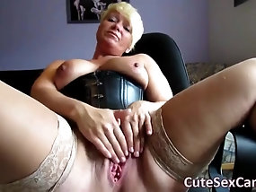 Ass and spreads mature pussy her accept. opinion, actual